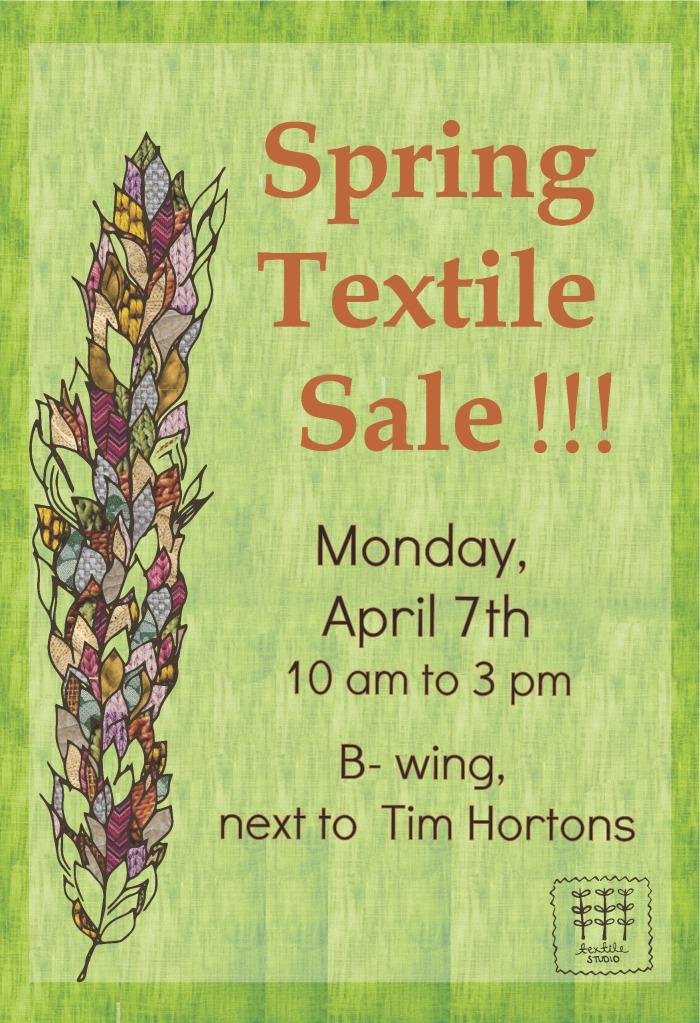 textile studio spring