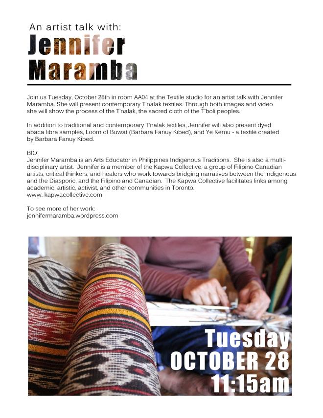 Poster Jen Maramba